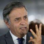 Aécio vira réu na Justiça Federal de SP por corrupção e obstrução