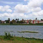 Sargento da PM desaparece após mergulhar na Lagoa do Mondubim