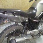 Policia Civil e Militar recuperam duas motos roubadas em Acopiara