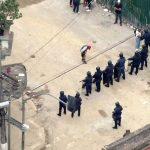 PM E Guarda municipal realiza grande operação na Cracolândia-SP
