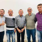 Prefeito de Acopiara lança chapa para concorrer a presidência da Câmara Municipal