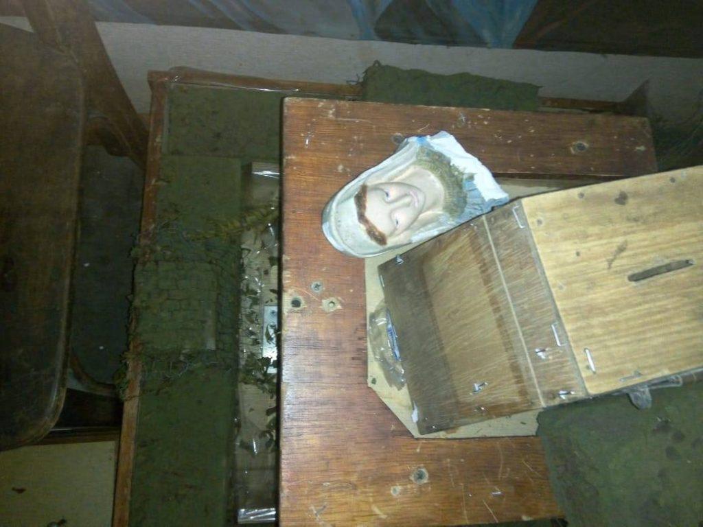 62d5686ef5 Bandidos arrombam casa Paroquial de Orós e furtam objetos
