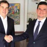 Rodrigo Maia anula convocação de Sergio Moro a comissão da Câmara