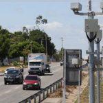Fotossensores de rodovias federais que cortam o Ceará estão sendo retirados