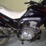 Polícia apreende moto usada em roubos no município de Acopiara