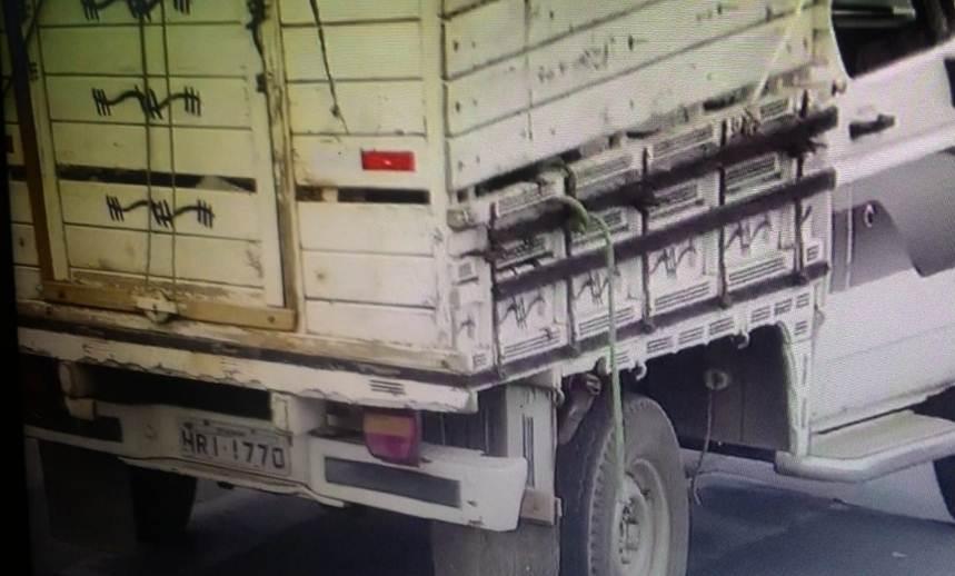 Comerciante tem veiculo furtado em Acopiara-CE