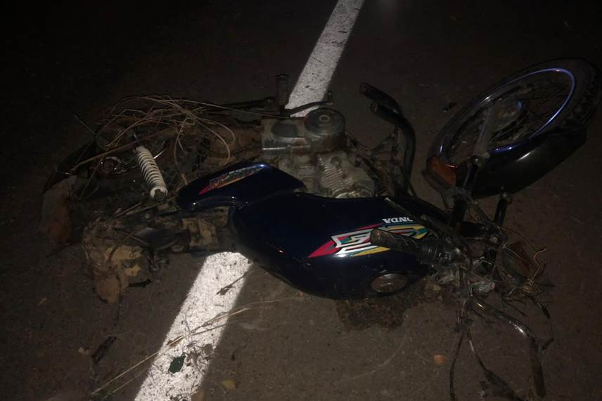 Grave acidente de trânsito entre Acopiara e Mombaça deixa vítima fatal