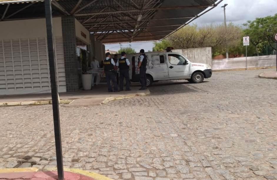 TENTATIVA DE HOMICÍDIO EM IGUATU/CE