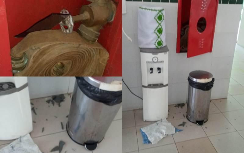 Homem é detido em Acopiara após danificar equipamento no Hospital